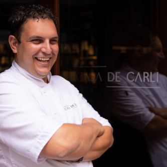 Why do Michelin chefs cook with us?